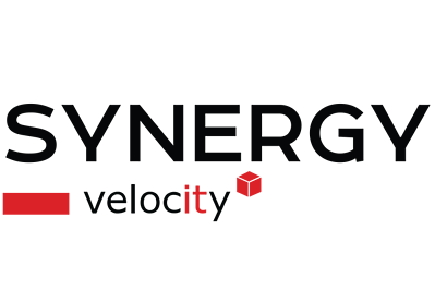 Synergy Logo Landing Page